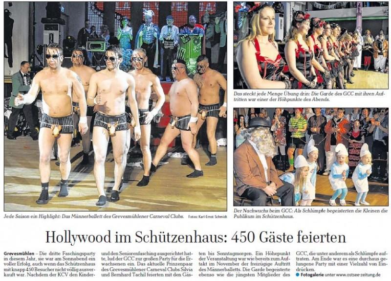 Ostseezeitung Feb`13